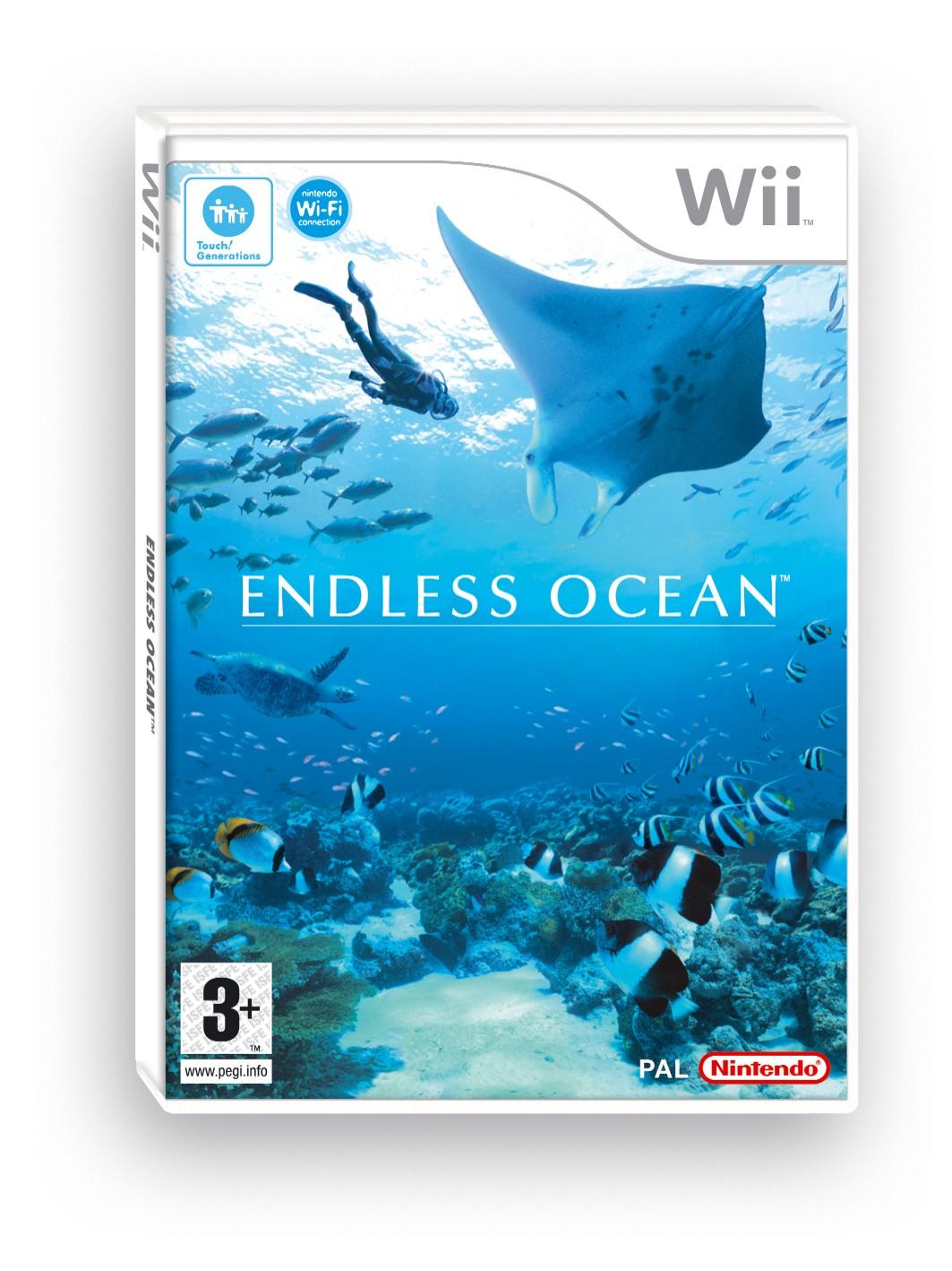 Endless ocean Endlessocean_caja