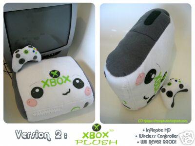 Xbox 360Peluche